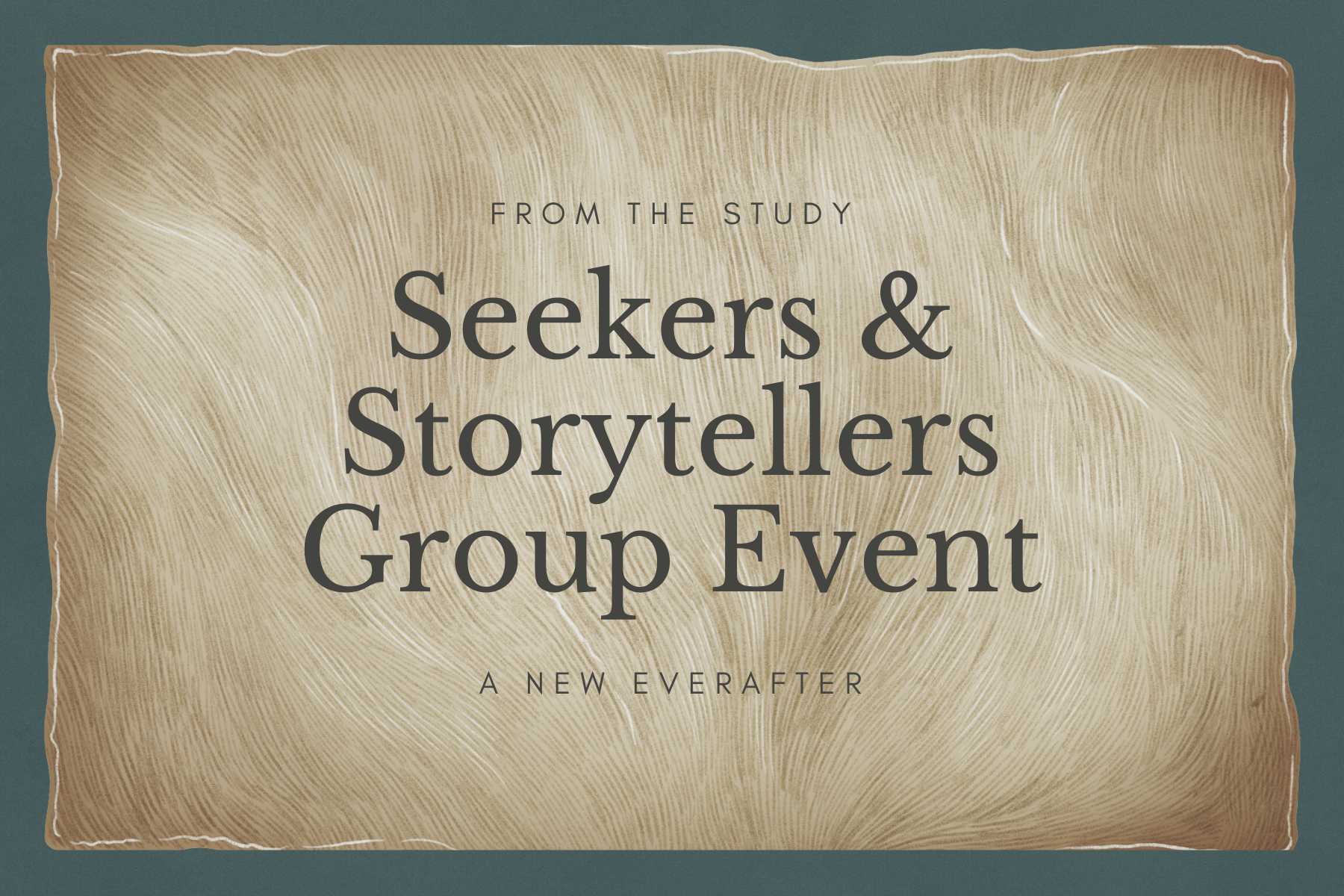 The Study Group Event